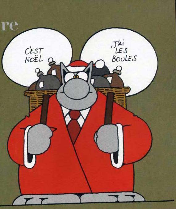 Joyeux noel - Dessin humour noel ...